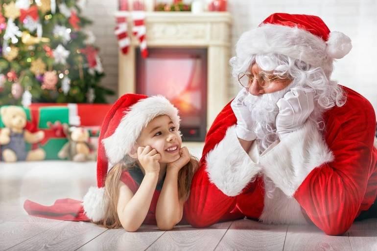 Santa's Coming to Morris Township Neighborhoods This Weekend