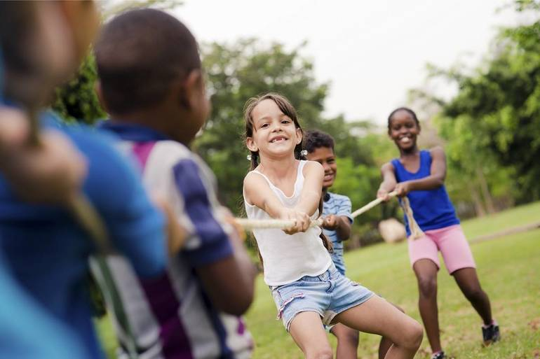 Create Smiles and Laughter for underprivileged children, Join the Woman's Club of Colts Neck to Raise Funds For Inclusive Playground at Collier's Kateri Camp