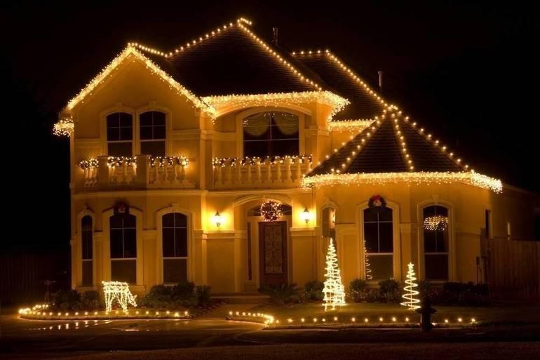 Holiday Lighting Display
