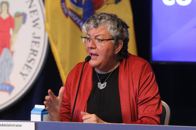Chief Administrator Sue Fulton of the New Jersey Motor Vehicle Commission (MVC)  -- Chris Pedota - 060520_Murphy_0186.png