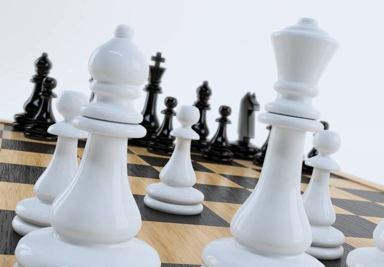 Parkland Hosts 6th Annual Mayor's Chess Challenge