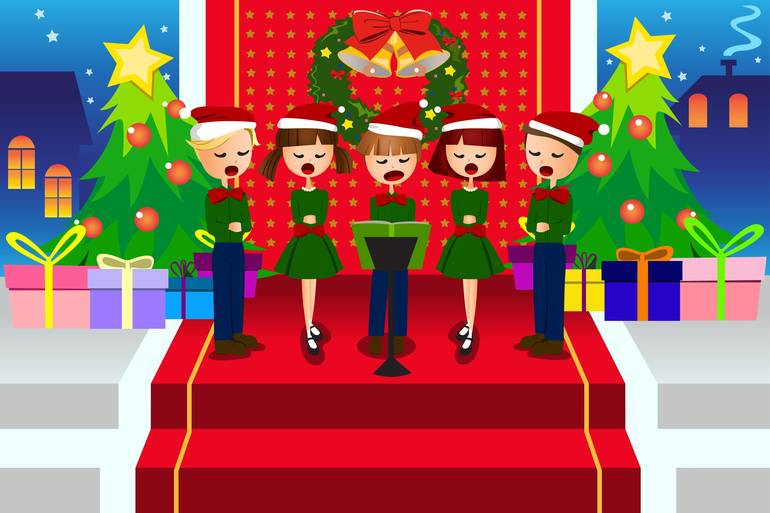 Virtual program on the history of holiday music presented by the Friends of the Fanwood Library on Dec. 9