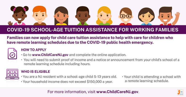 Human Services Expands School-Age Child Care Assistance to Families with  Incomes Up to $150,000