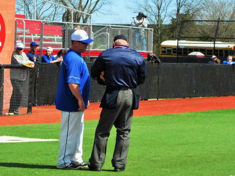 Cranford Resident and Millburn Baseball Coach Brian Chapman Wins 200th Career Game
