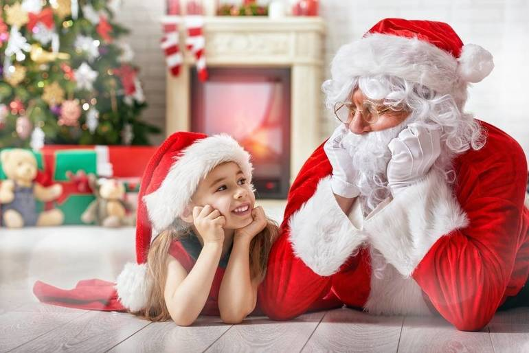 Santa Makes an Early Appearance in Madison; Sat. Nov. 16
