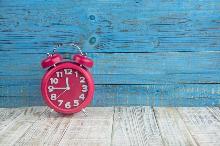 Almost Time to Spring ahead with Daylight Saving Time