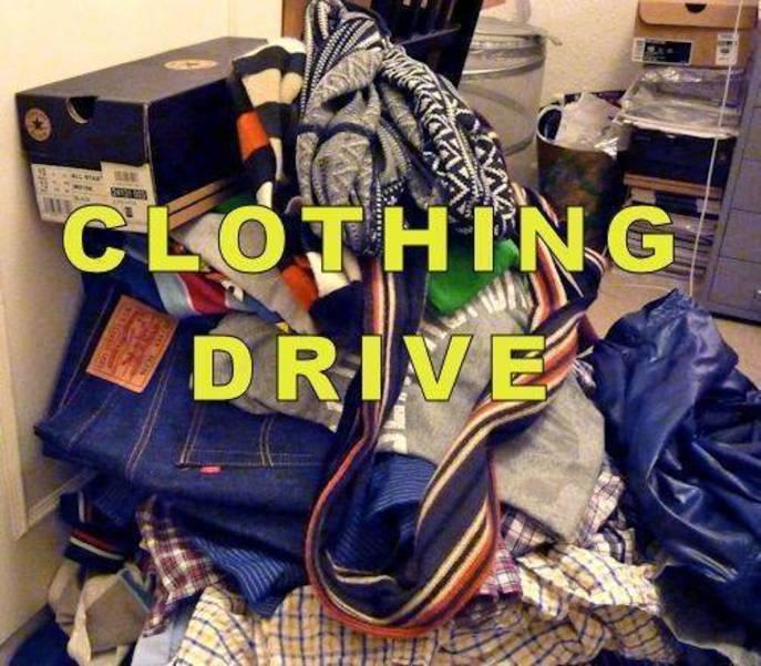South Plainfield High School Baseball Team Used Clothing Drive