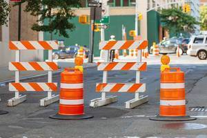 Partial Road Closure on Broad Street between Bloomfield Ave. and Belleville Ave Tonight