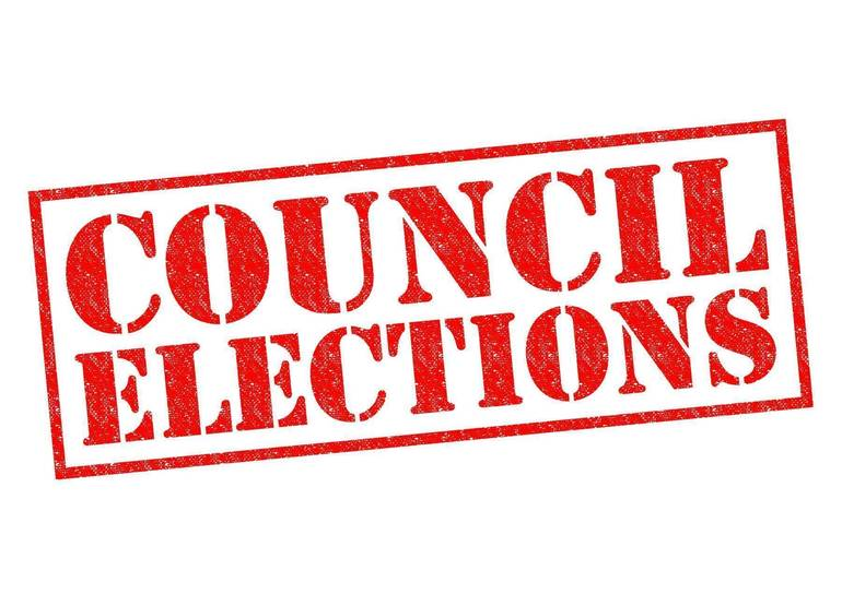 Wayne Town Council Races Tighten with Mail-in Ballots Counted.