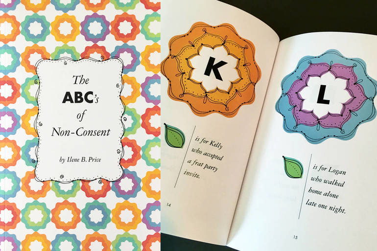 """New Jersey Author's New book """"The ABC's of Non-Consent"""" Offers an Approachable Tool for Parents, Educators and Counselors Seeking to Discuss the Topic of Consent"""