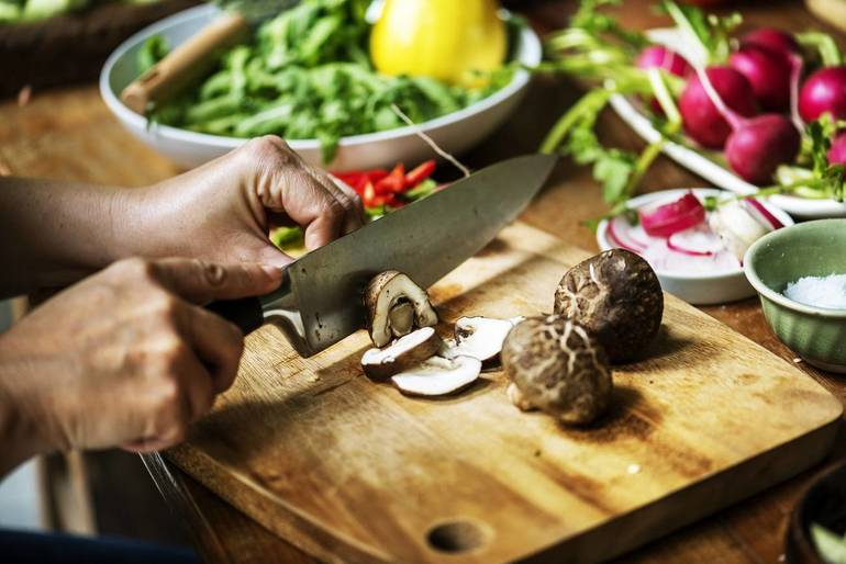 Cooking More? How to Avoid Common Kitchen Accidents