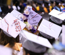 Graduates Once Again Rave About the Value of Their CCM Education99 Percent Rate Their College Experience as Excellent or Good