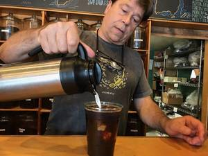 hot to make cold brew iced coffee