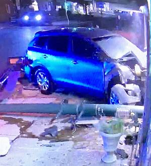 Comic Book Store in Scotch Plains Temporarily Closes After Car Slams into Building (VIDEO  of Crash)