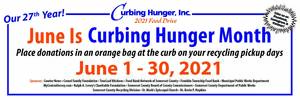 Somerset County supports Curbing Hunger Month in June