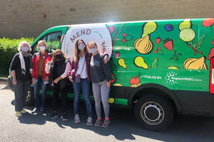 Impact100 Essex holds Mother's Day Volunteer Event at MEND
