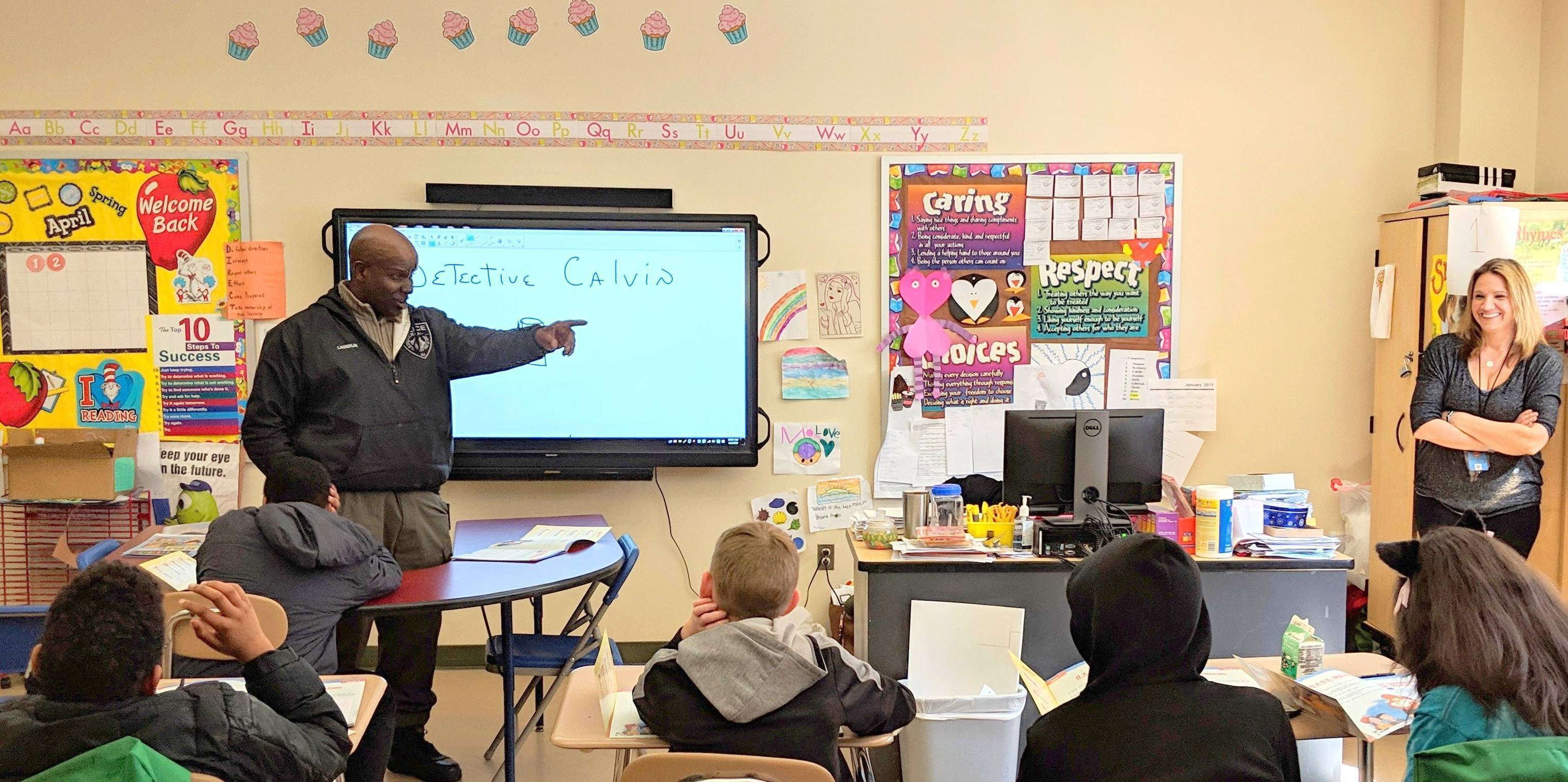 D.A.R.E. Program At NuView Academy