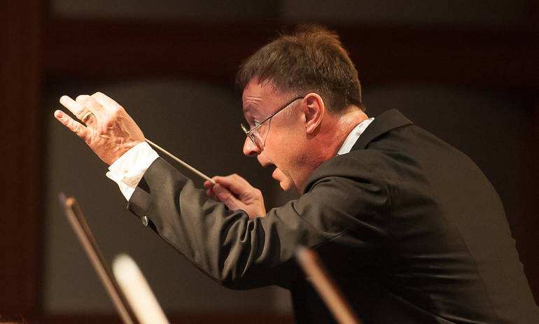 New Jersey Festival Orchestra to Celebrate The American Experience This Season