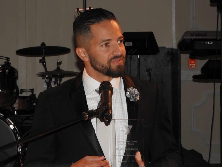 David Hernandez, YMCA recipient of the YMCA Distinguished Citizen Service Award.jpg