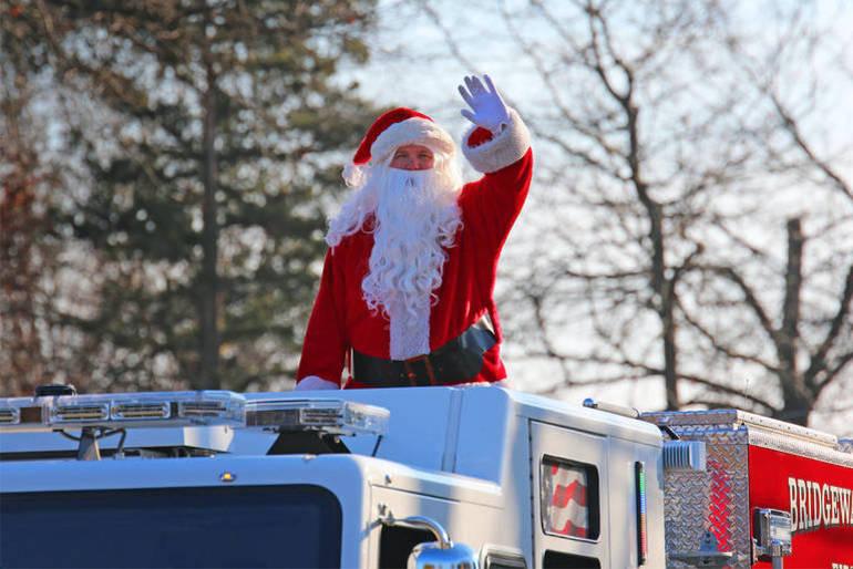No Sitting on Santa's Lap, State Medical DirectorSays