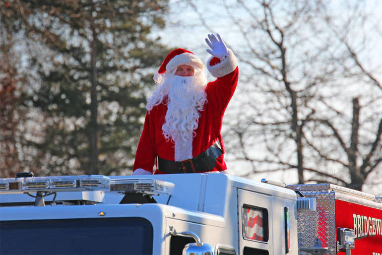 Holiday Guidance from NJ Medical Director: Don't Sit on Santa's Lap
