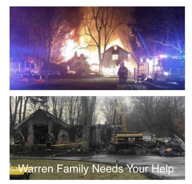 Fundraiser launched for Warren Family, victims of House Fire  DA24D10B-A0BF-41F1-B175-A2FAC4A61912.jpeg