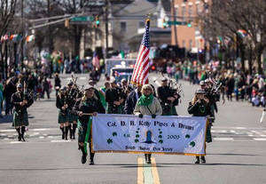 DB Kelly Pipes and Drums will perform at the South Amboy Irish Festival on Sept. 25.
