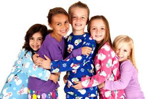 Kids in Pajamas PJ