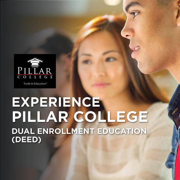 Pillar College's DEED Program Gives High School Students an Edge