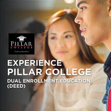 Pillar College's DEED  Program Gives High School Students an Edge