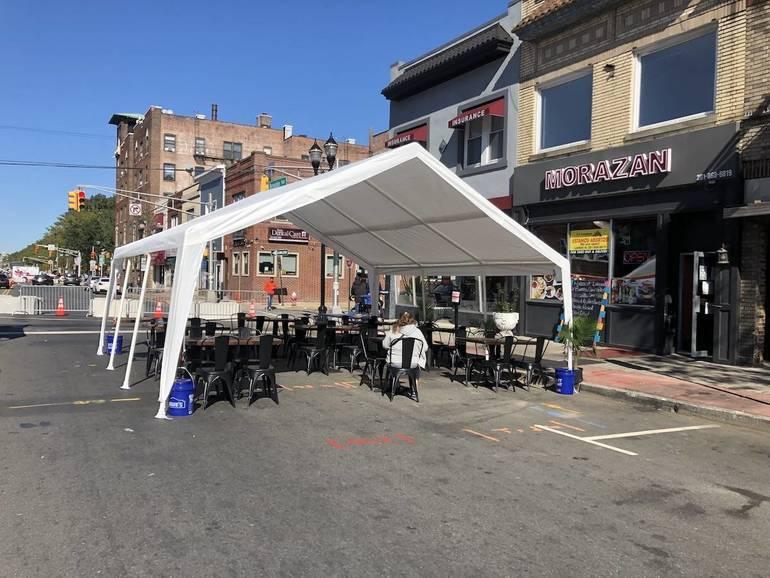 Murphy Orders COVID-19 Curfew on Indoor Dining in NJ