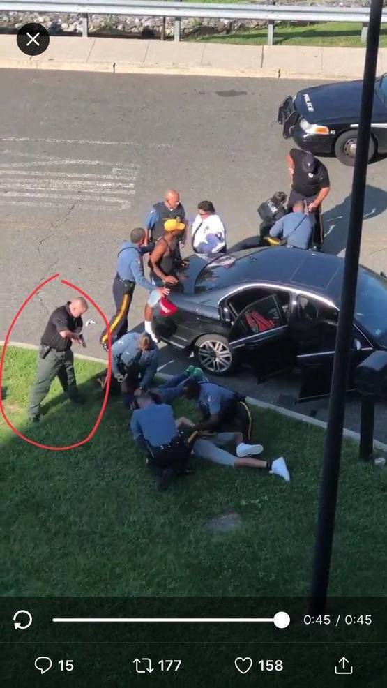 Montclair State University Police Come Under Fire After Drawing Gun Following Student Fight