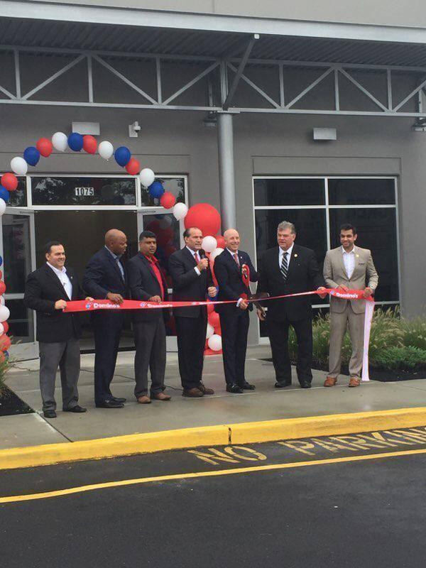 Domino's Pizza Opens New Jersey Supply Chain Center in Edison
