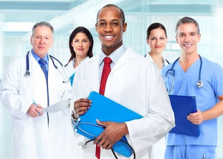 Montville Twp Stands United, and Be Sure to Thank Healthcare Professionals