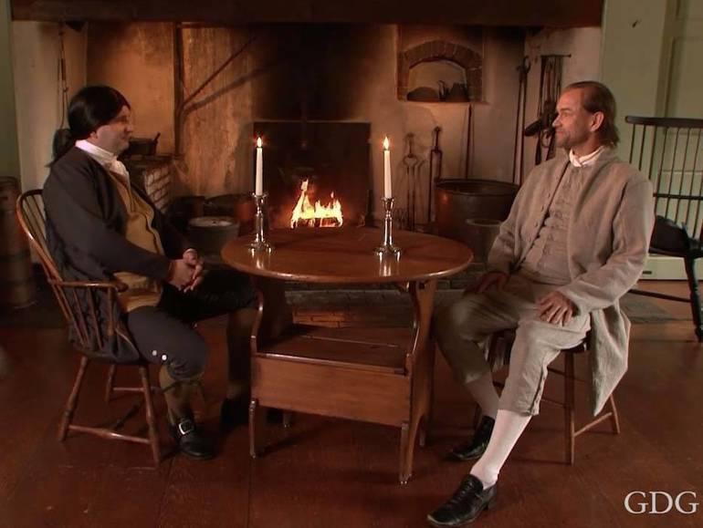 """'Quakers - The Quiet Revolutionaries"""""""