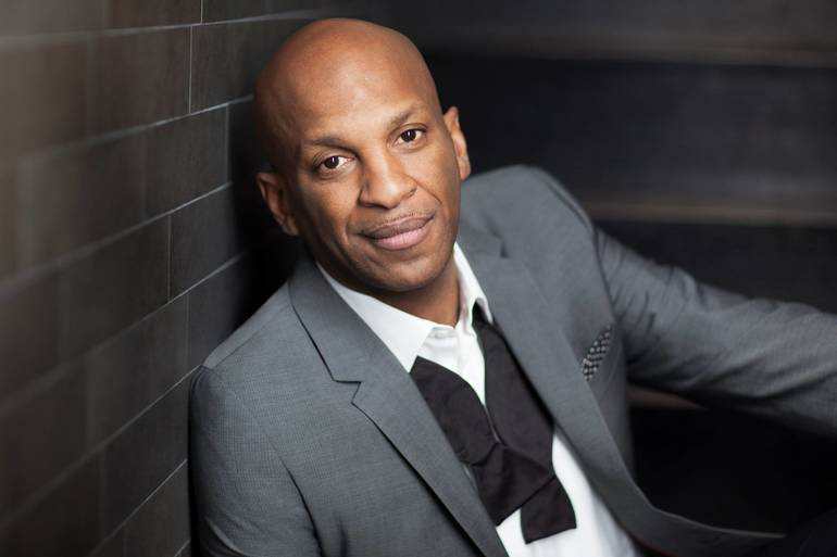 Gospel start Donnie McClurkin