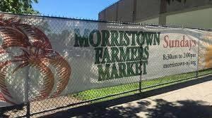 Morristown Farmers Market Opens 2021 Season on Sunday June 20