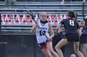 Girls Lacrosse: Columbia Falls to Verona, 16-7
