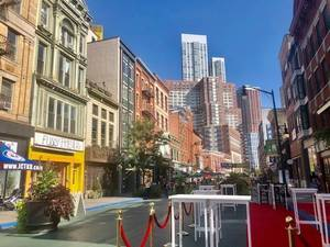Downtown Jersey City