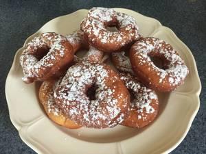 Macculloch Hall Historic Museum's Doughnut Recipe