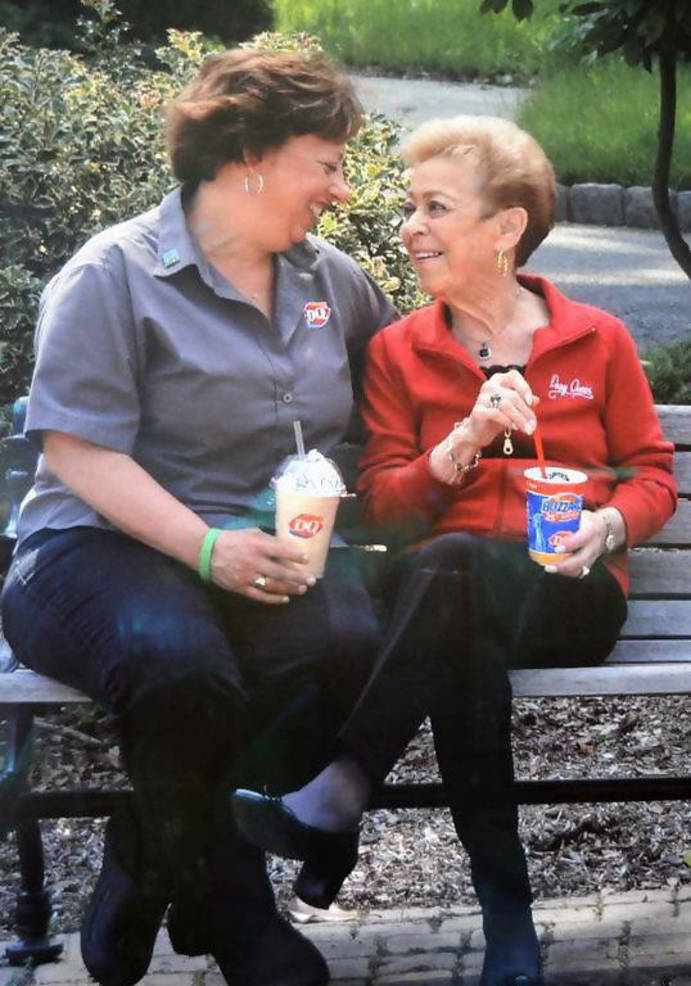 DQ Donna and Mom Adele Albanese.png