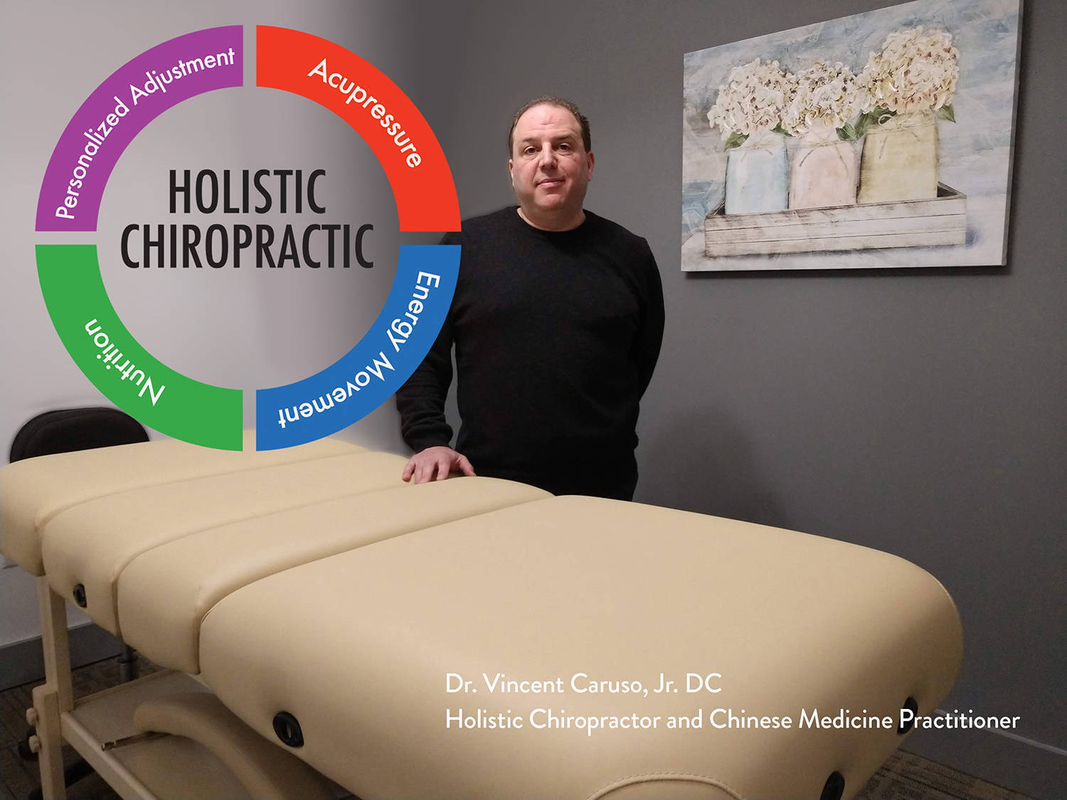 Dr. Vincent Caruso, Holistic Chiropractor
