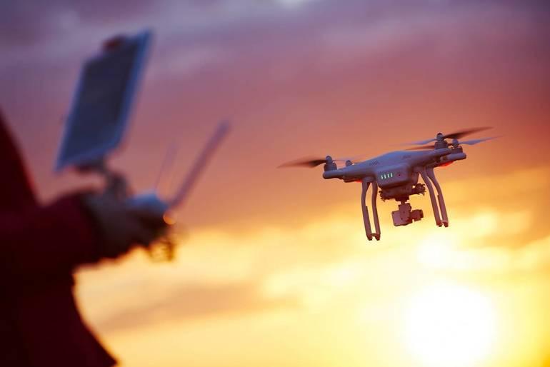 westfield nj drones police