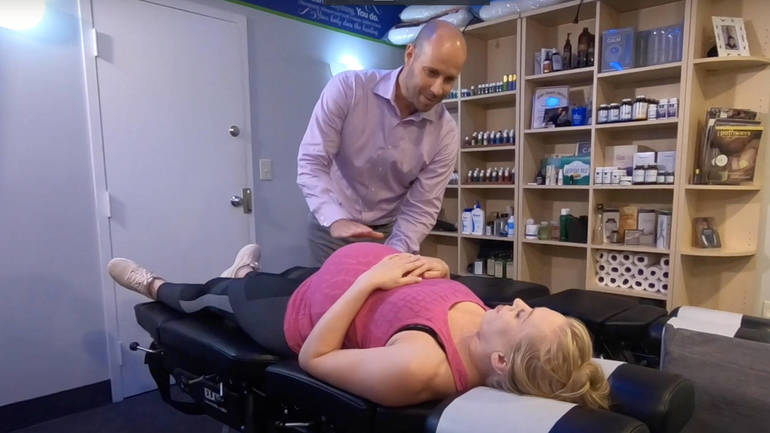 Expectant Mother Chiropractic