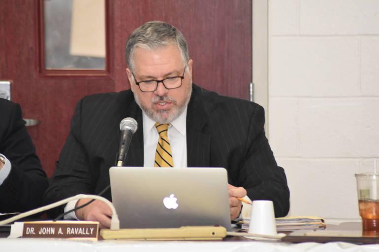 Dr. John Ravally