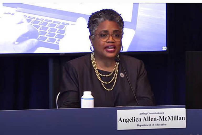 Dr. Angela Allen-McMillan