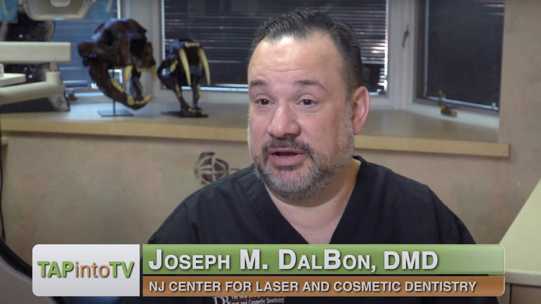 Dr. Joe DalBon of NJ Center for Laser and Cosmetic Dentistry
