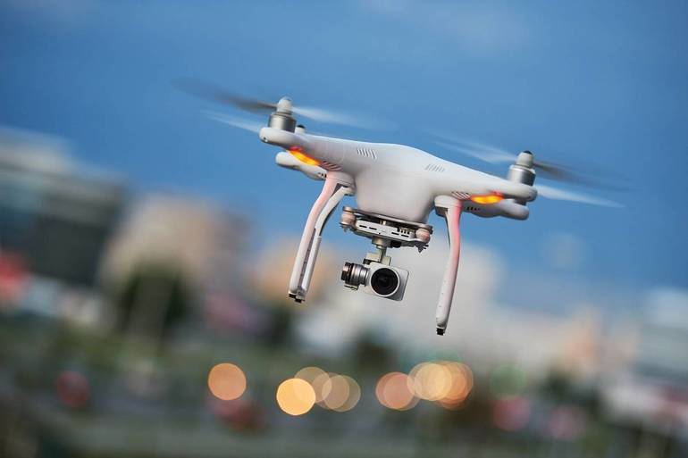Holmdel Emergency Drone in service for missing juvenile