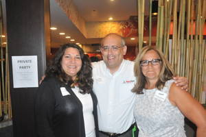 West Orange Business Leaders Attend Multi-Chamber Networking Event