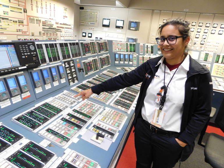 Union County Native Powers Up PSEG Nuclear Plants for New Jersey